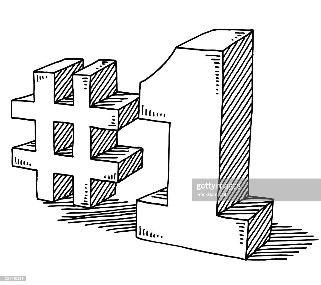 number 1 stock illustrations and cartoons getty images