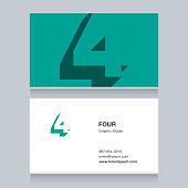 number 4