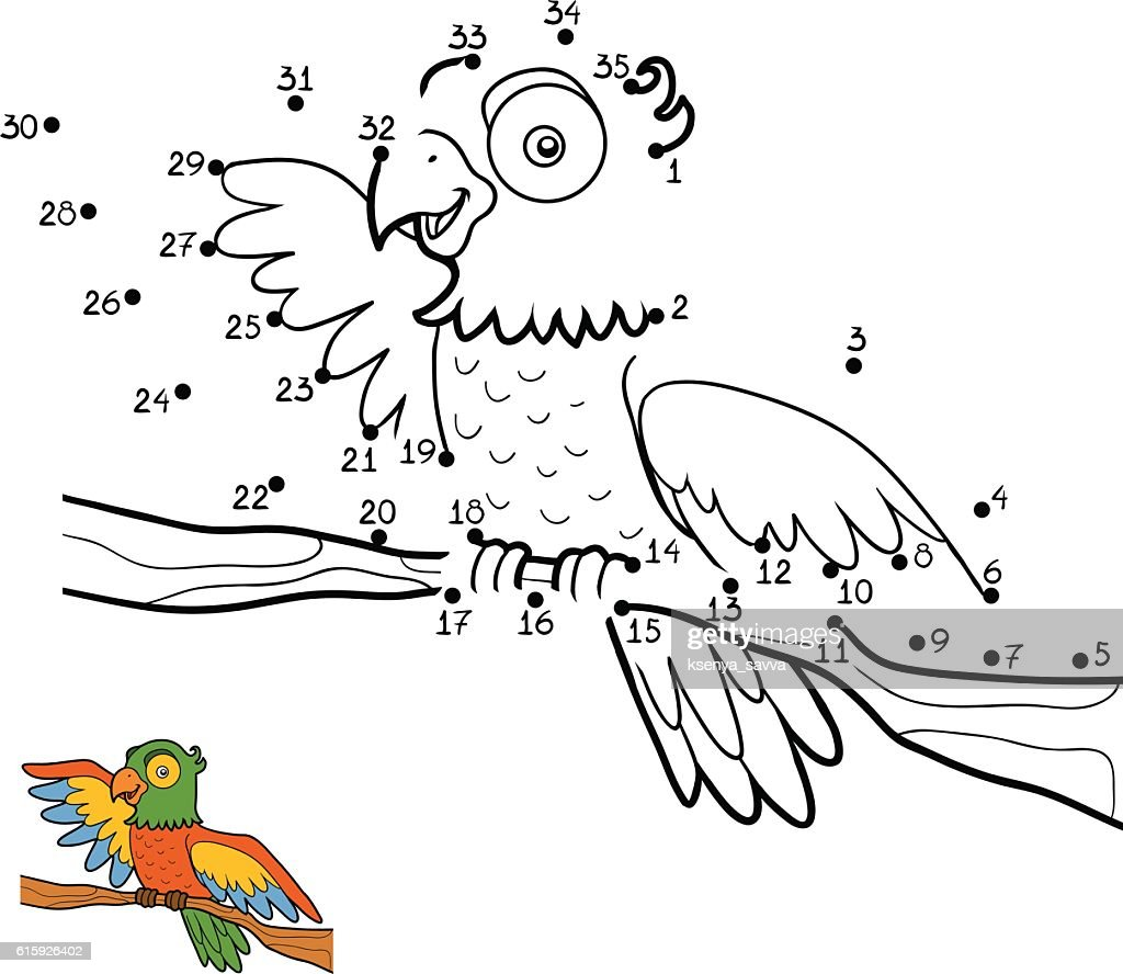 Numbers game, Parrot