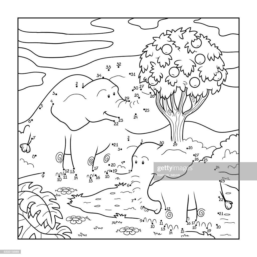 Numbers game (elephants)