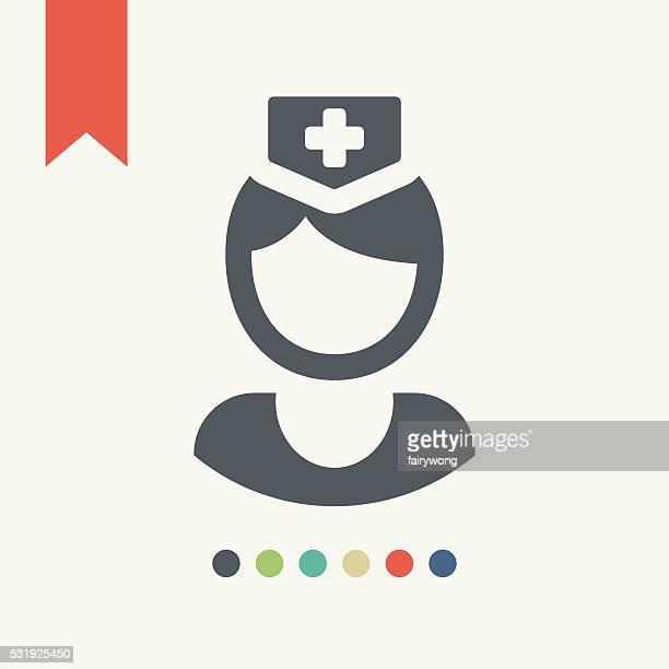 看護師のアイコン
