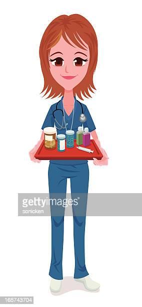医療看護師、