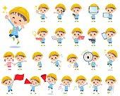 Nursery school boy 2