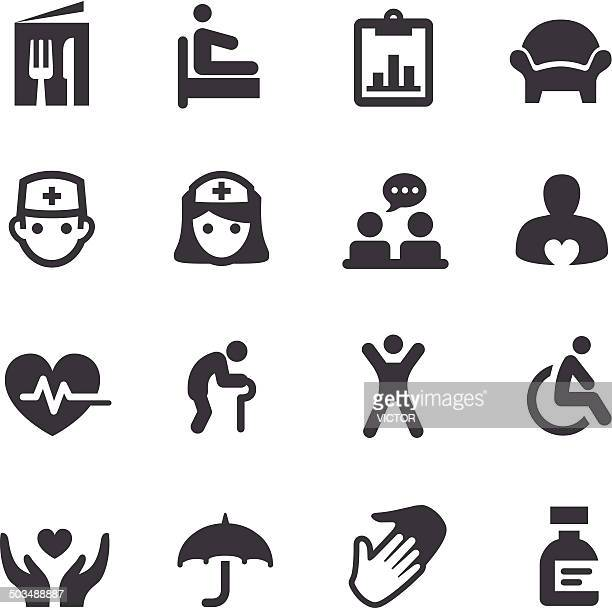 Nursing Home Icons - Acme Series