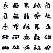 Nursing Home Icons