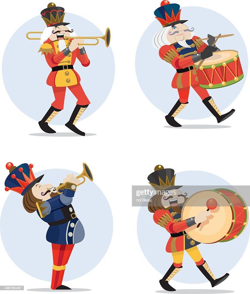 nutcracker parade