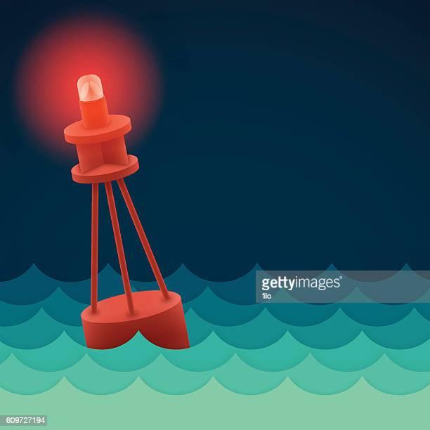 Ocean Waves Beacon