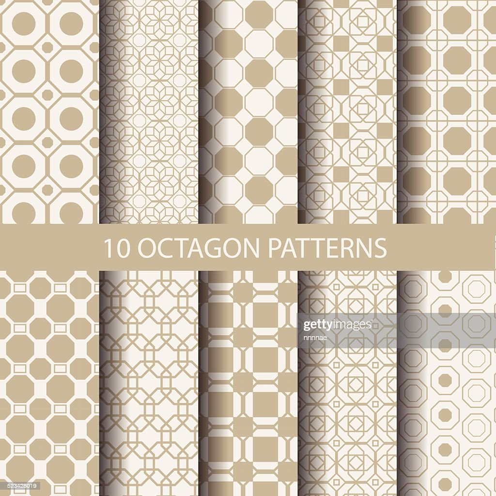 octagon patterns