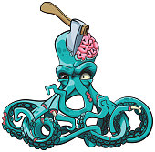 Octopus the Zombie