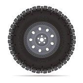 Off road vehicles wheel