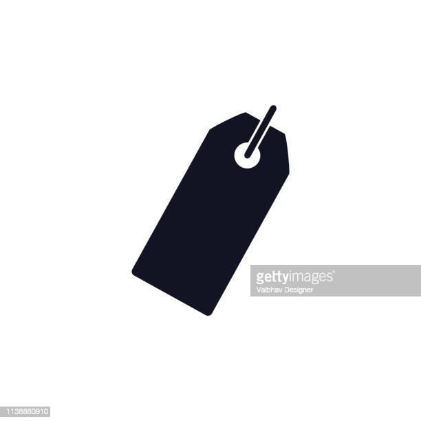 オファーラベル、ラベルタグブランク-イラスト - 鬼ごっこ点のイラスト素材/クリップアート素材/マンガ素材/アイコン素材