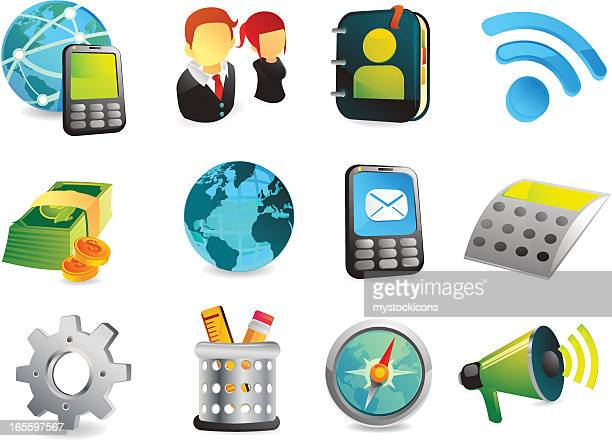 Office & Business Web Icons