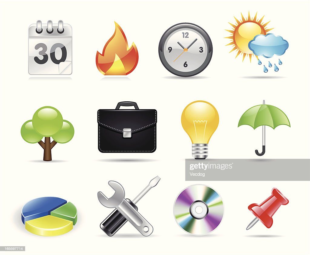 Office and Software Icons