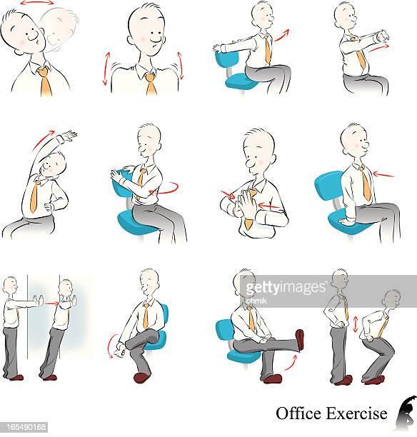 Büro-Übung