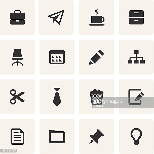 Office Icon Set (Saro Series)