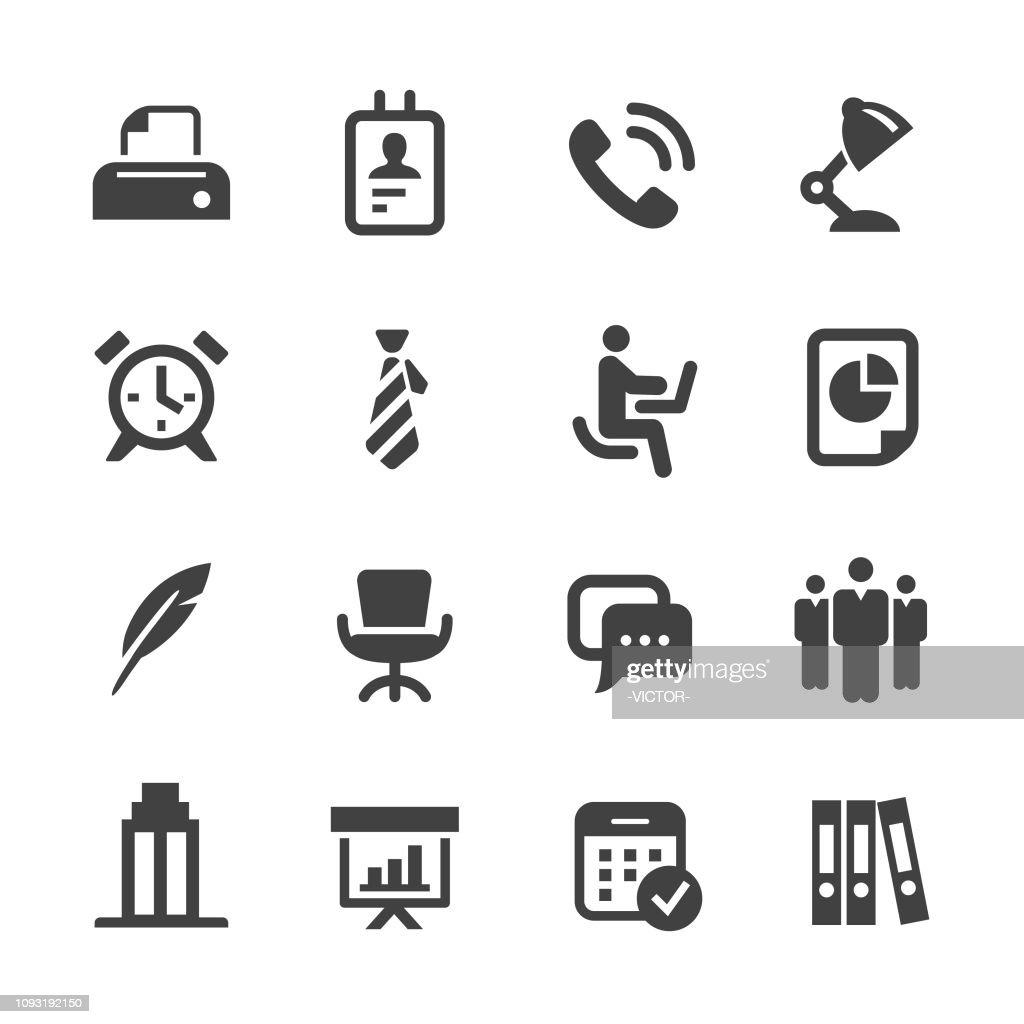 Office-Symbole - Acme-Serie : Stock-Illustration