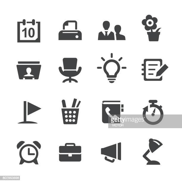 Office Icons - Acme Series