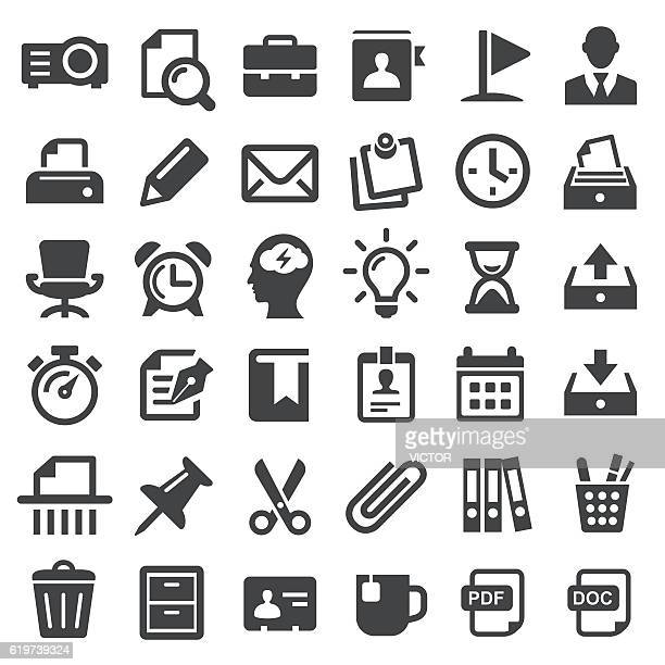 office icons - big series - card file stock-grafiken, -clipart, -cartoons und -symbole