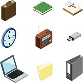 Office  icons | ISO collection