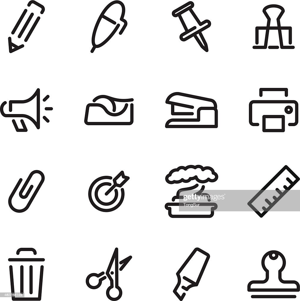 Office Icons | Set 2