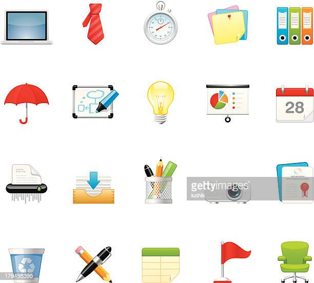 Office icons | set 5