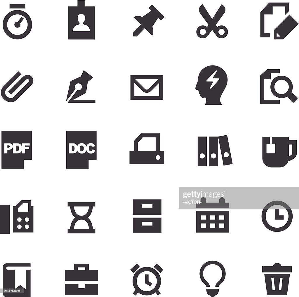 Office Icons - Smart Series