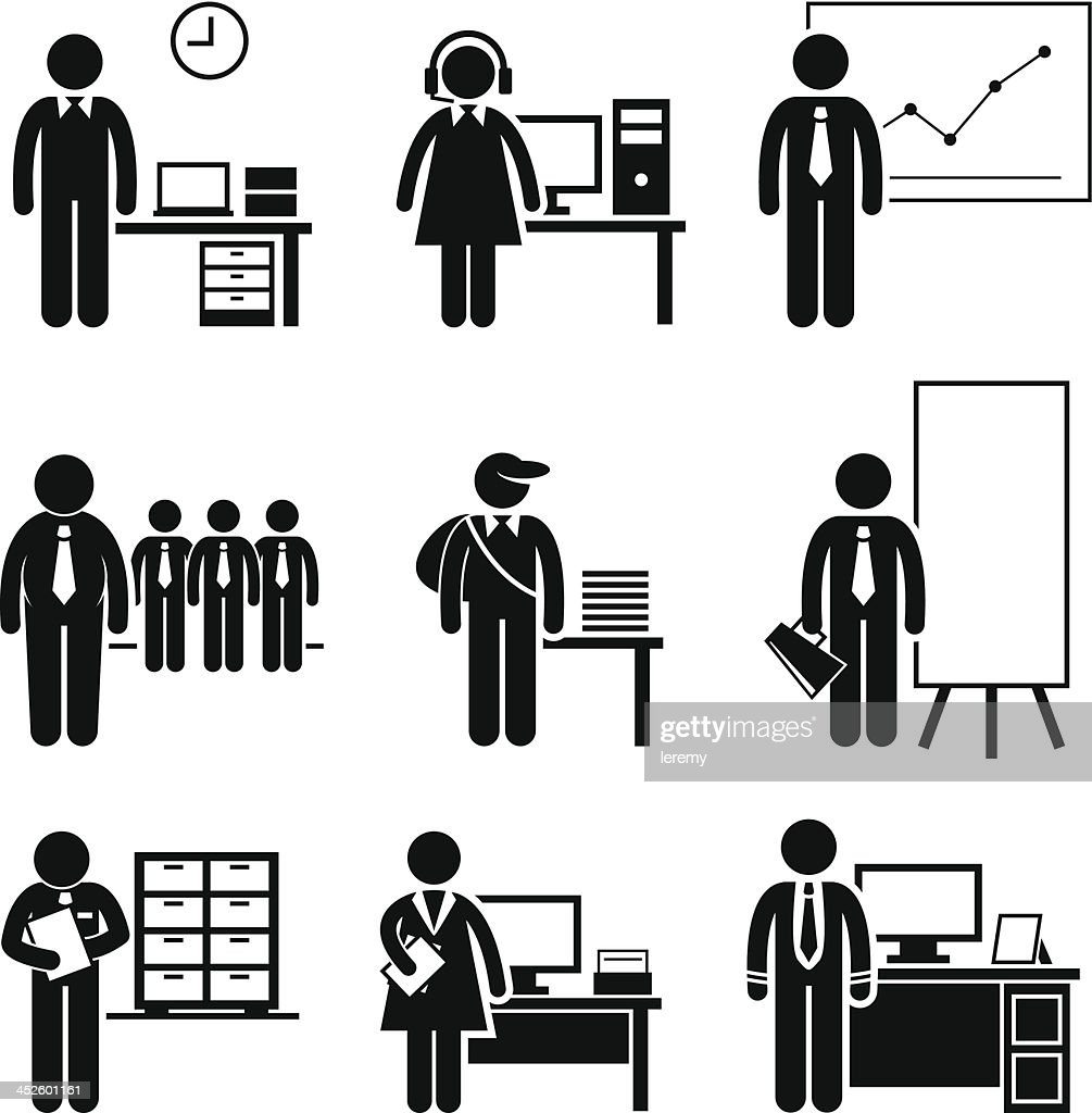 Office Jobs Occupations Careers