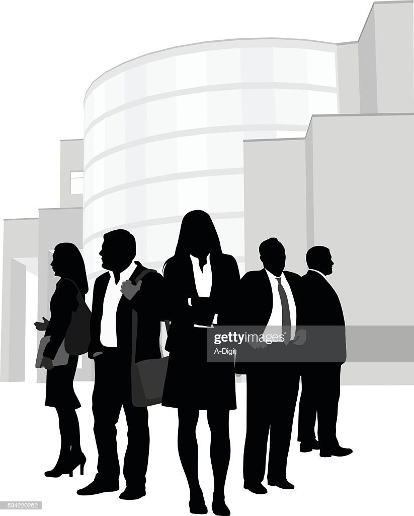 office team woman vector art getty images
