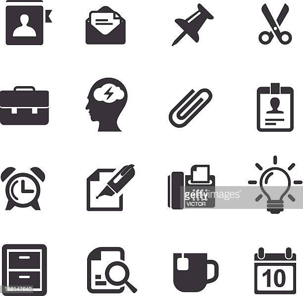 Office Work Icons-Acme Series
