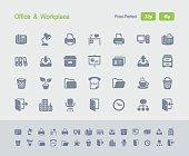 Office & Workplace - Granite Icons