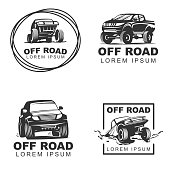 offroad set emblems2