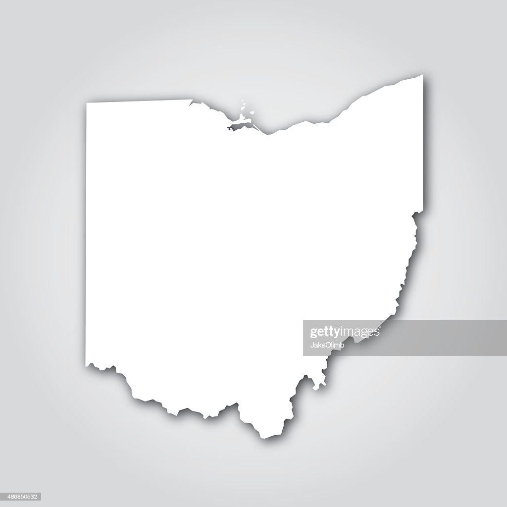 Ohio Silhouette