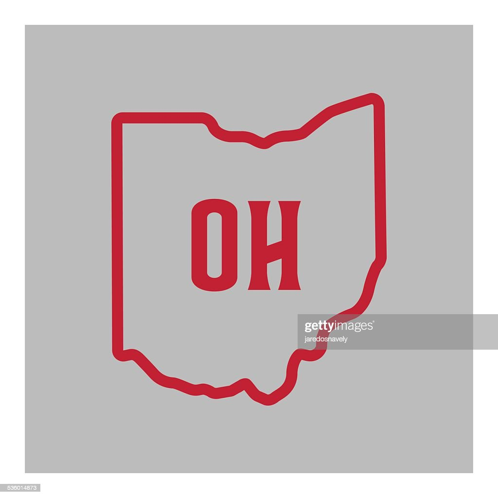 Ohio State Outline