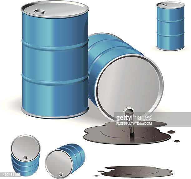 oil spill - crude oil stock illustrations