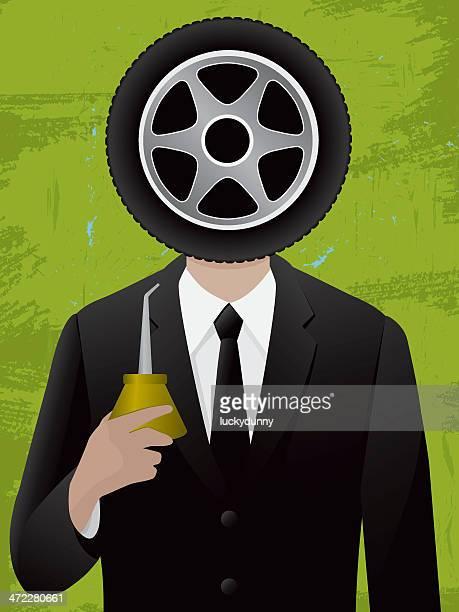 Oil Tycoon / Big Wheel