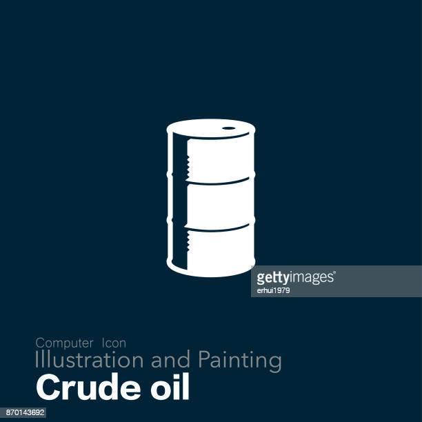 oil - oil drum stock illustrations, clip art, cartoons, & icons