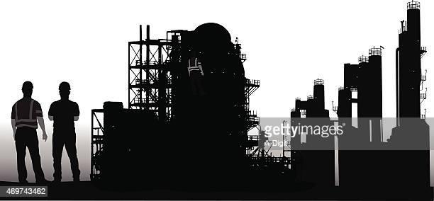 ilustraciones, imágenes clip art, dibujos animados e iconos de stock de oilprices - torre petrolera