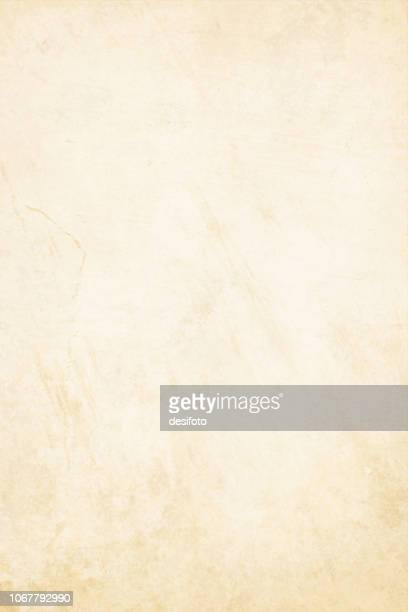 Old beige colored cracked effect wooden, wall texture grunge vector background- vertical - Illustration