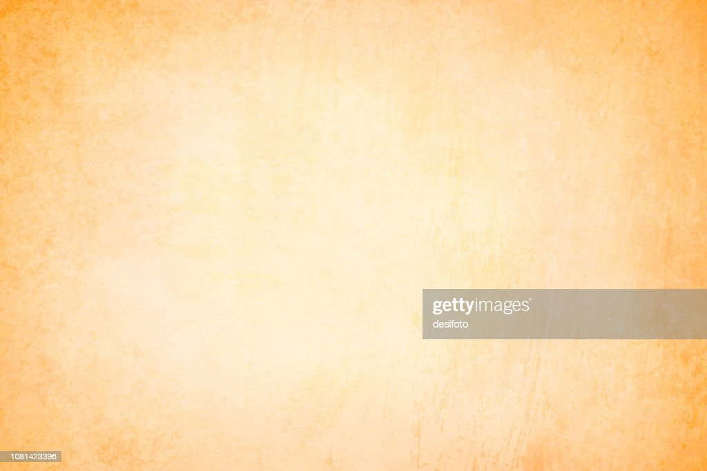 Old beige colored cracked effect wooden, wall texture vector background- horizontal illustration light at the center, darker at the corners and sides. : stock illustration