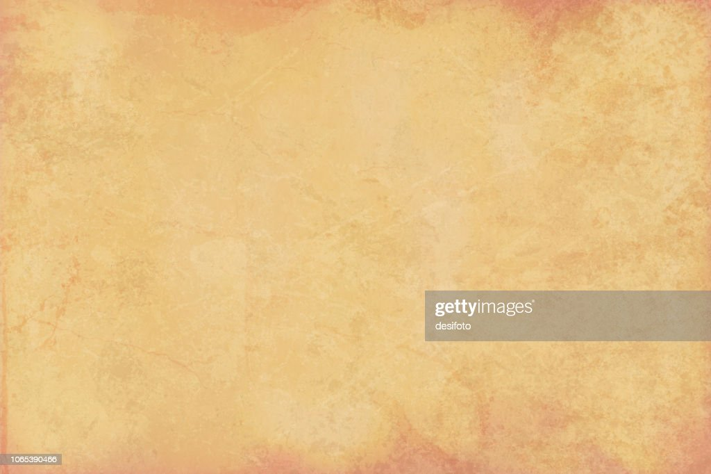 Old beige colored cracked effect wooden, wall texture vector background- horizontal : Stock Illustration