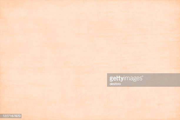 old beige colored crepe paper effect wooden, wall textured vector backgrounds - papyrus paper stock illustrations