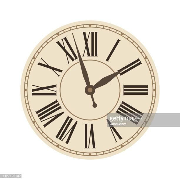 old classic clock
