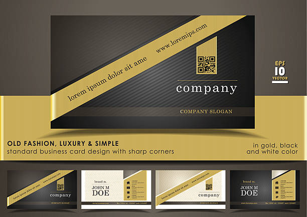 Free business card black images pictures and royalty free stock old fashion standard business card design with sharp corners reheart Images