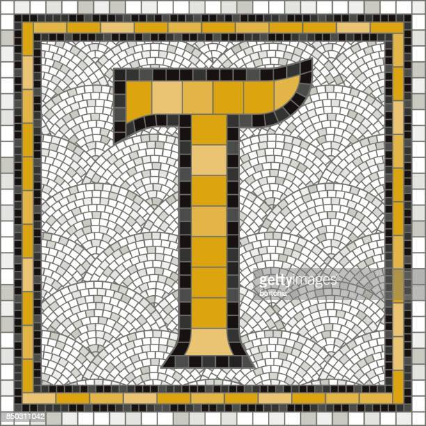 30 Top Letter T Stock Illustrations, Clip art, Cartoons and