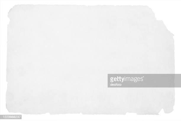 illustrazioni stock, clip art, cartoni animati e icone di tendenza di vecchio sfondo vettoriale di carta grunge di colore bianco sfilacciato - pergamena materiale tessile