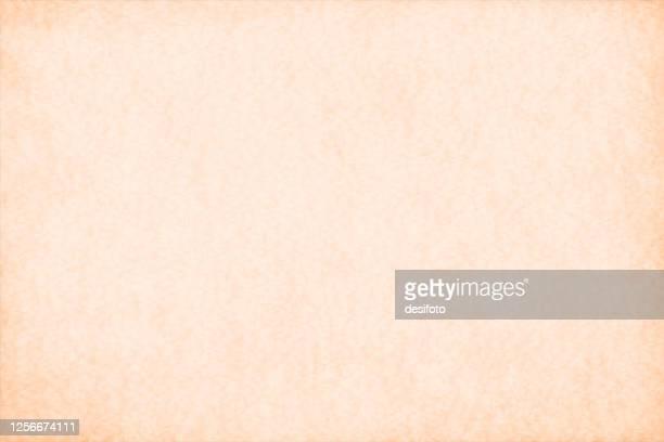 alte hellbraune oder beige farbige grobe papier strukturierte grunge vektor hintergründe - tapete stock-grafiken, -clipart, -cartoons und -symbole