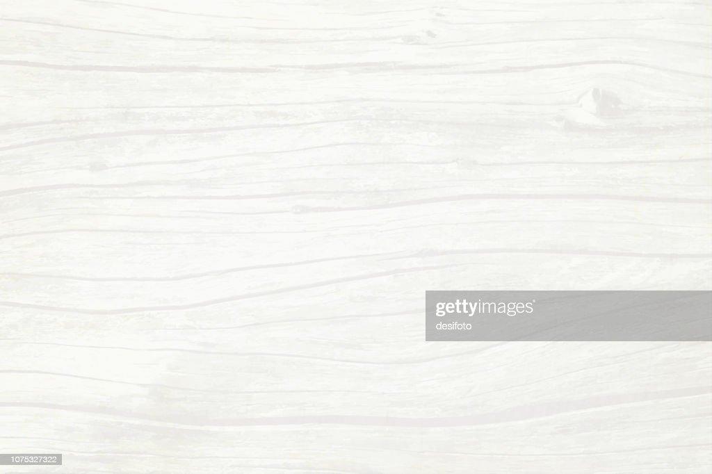Vecchio fuori crema bianca colorato effetto increspato in legno, parete strutturato grunge sfondo vettoriale : Illustrazione stock