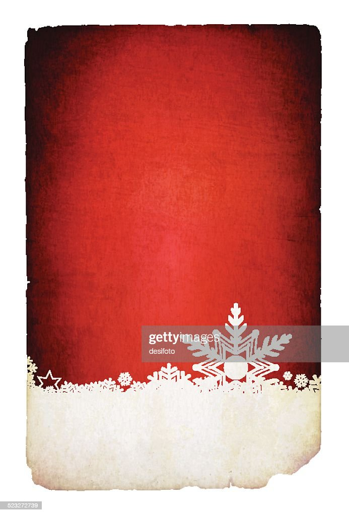 Old paper christmas greetings vector art getty images old paper christmas greetings vector art m4hsunfo