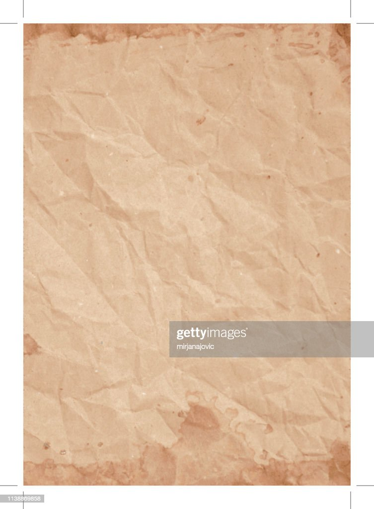 Old Paper texture background : stock illustration