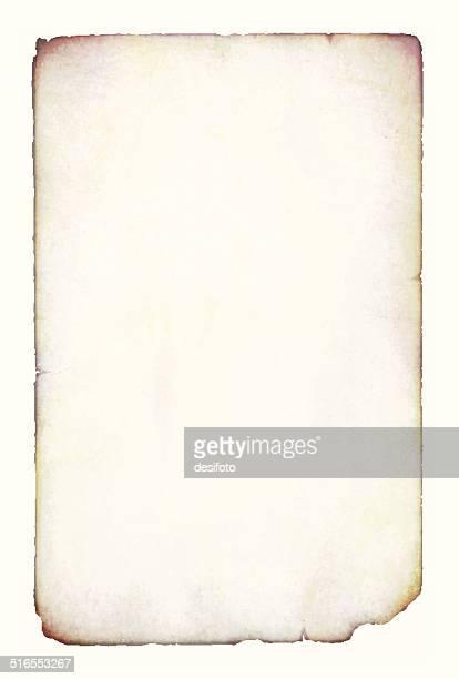 古い紙 - 古書点のイラスト素材/クリップアート素材/マンガ素材/アイコン素材